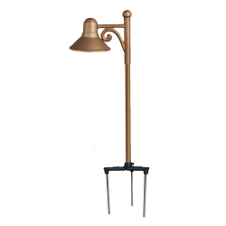 Cast Landscape Lighting Fixtures-CAST-ClassicSavannahPathLight