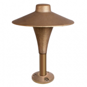 Cast Landscape Lighting Fixtures-CAST-ClassicSmallChinaHat